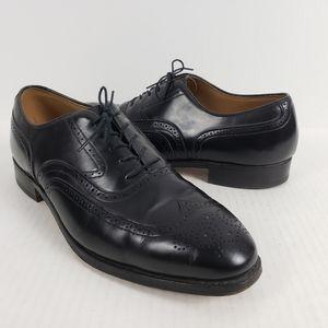 Johnston & Murphy Men Oxford Wingtip Black 11